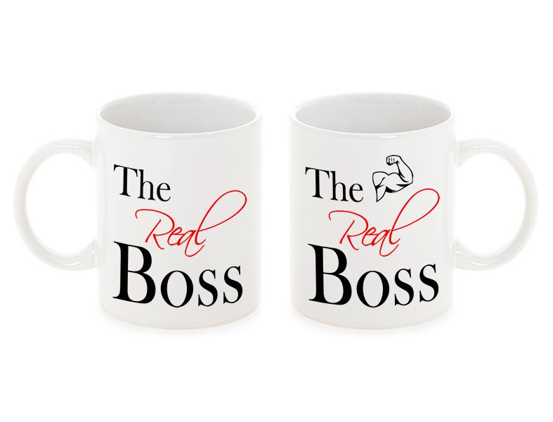 Чаша The Real Boss