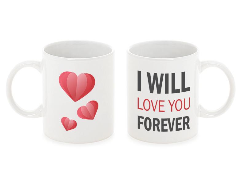Чаша LOVE YOU