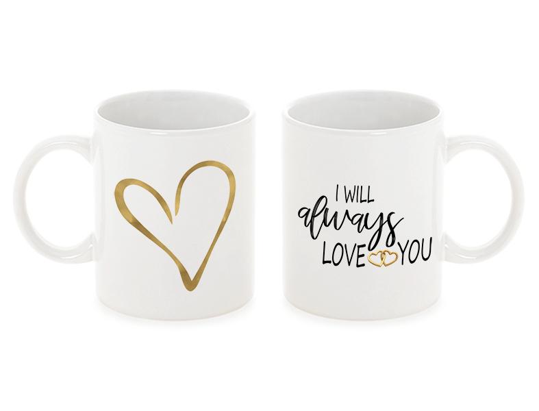 Чаша I Will Always Love You