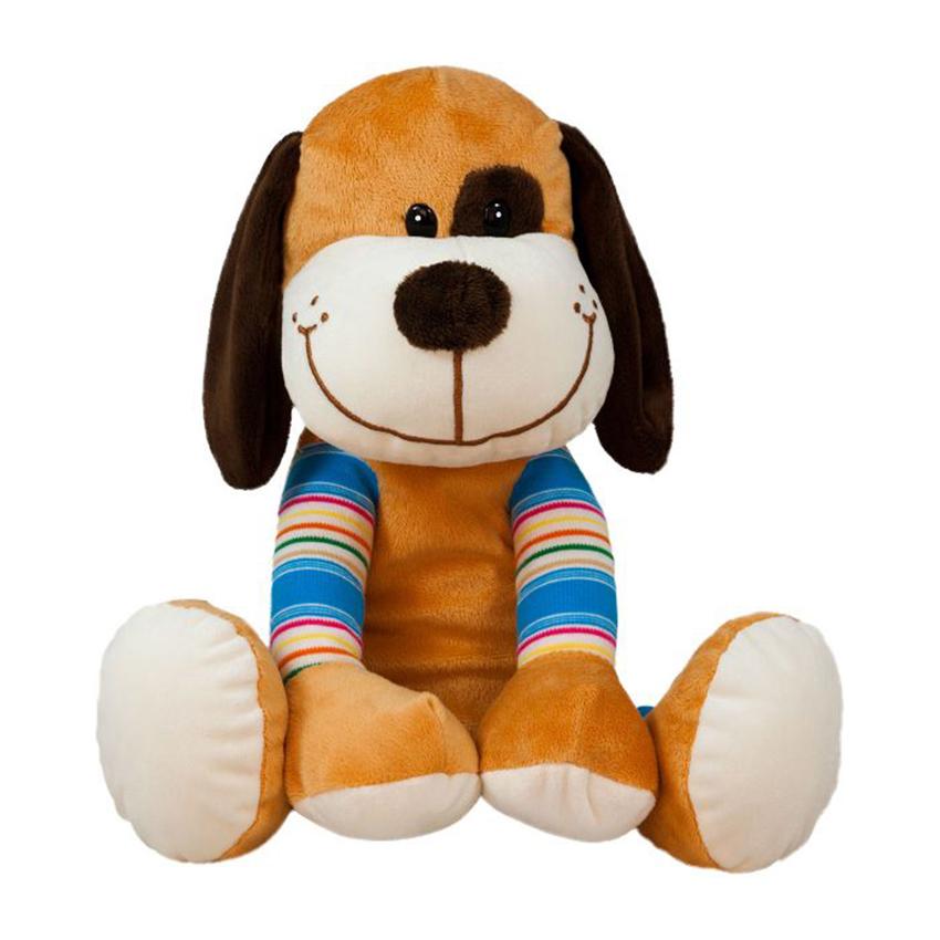 Куче с цветни крачета