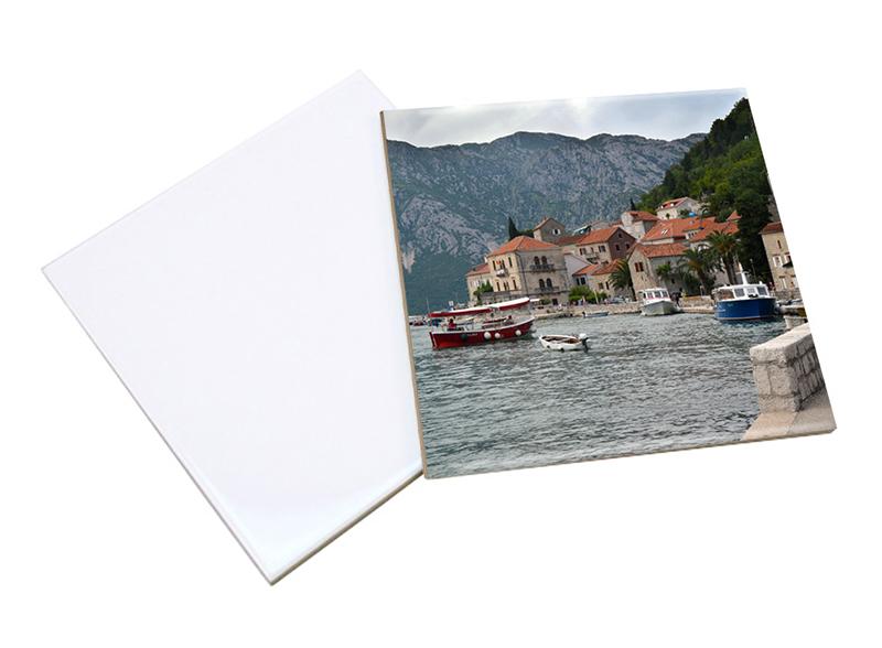 Керамична плочка със снимка