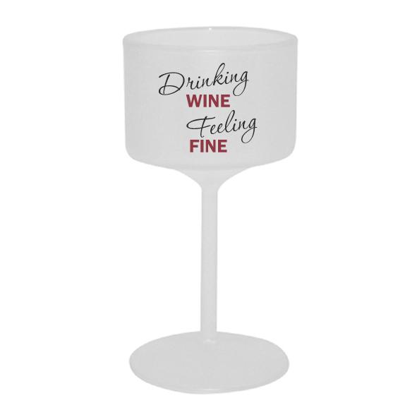 Чаша за вино и шампанско