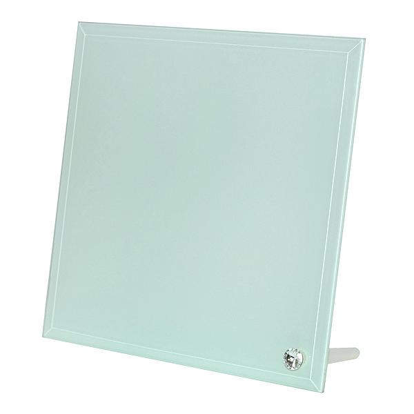 Стъклена рамка: 20х20х0,5см.