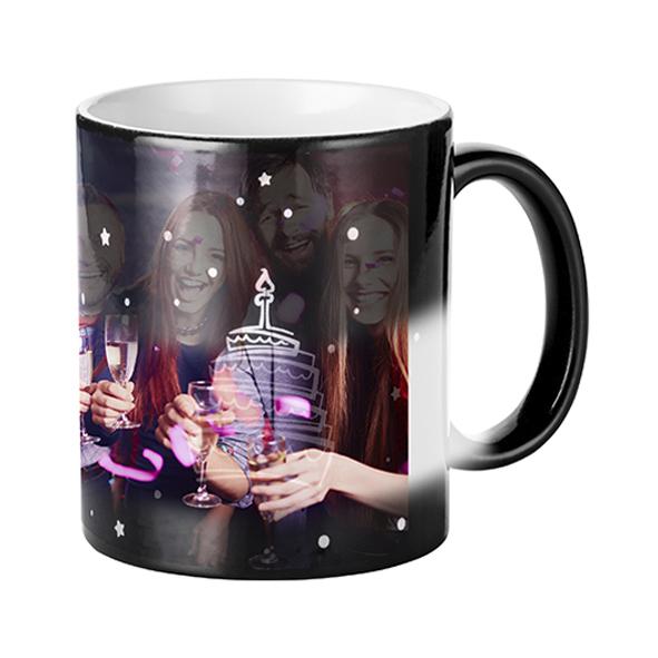 Гравирана магическа чаша Рожден ден