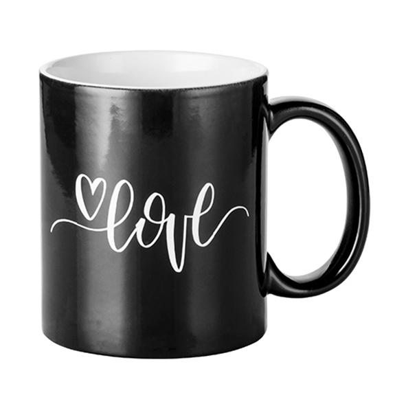 Гравирана магическа чаша Любов