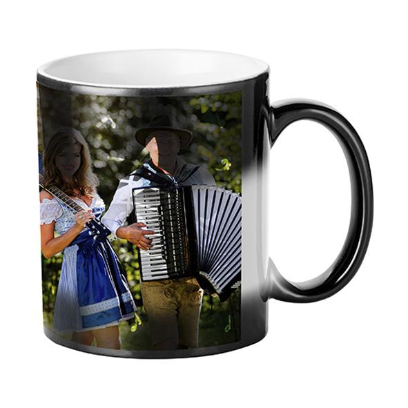 Гравирана магическа чаша Музика