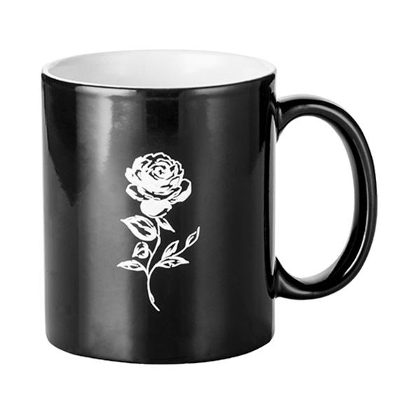 Гравирана магическа чаша Роза