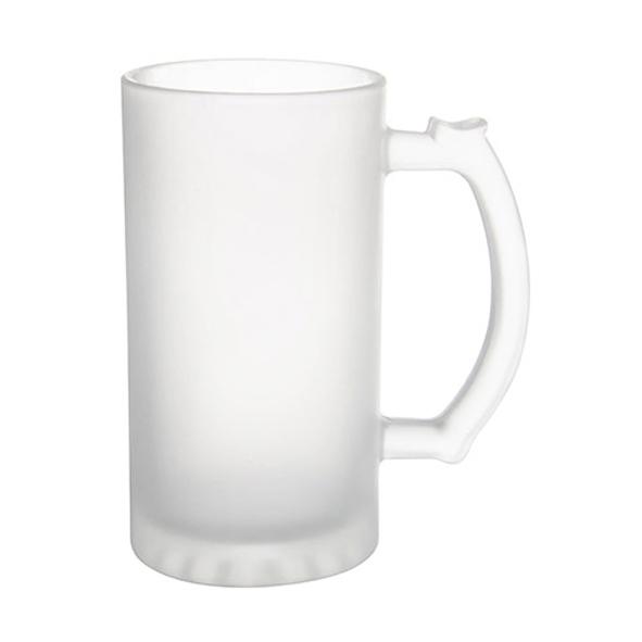 Стъклена халба за бира