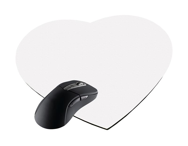 Подложка за мишка Сърце, 24х20см.