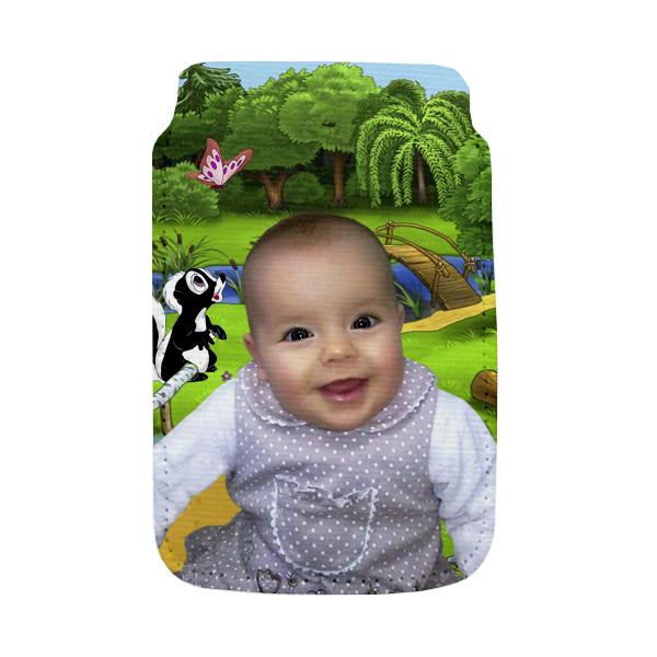 Текстилен калъф за смартфон