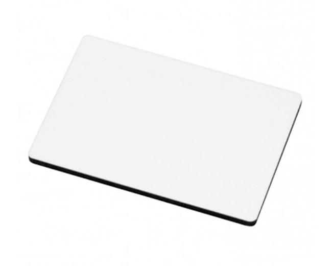 Правоъгълен MDF магнит с размер 7,5х5см