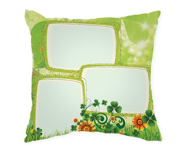 Възглавница с рамка и снимка, Модел: APIL334