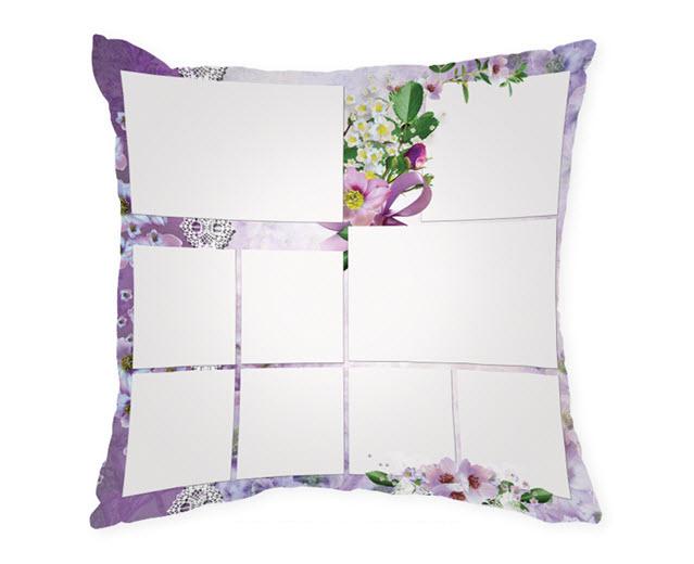Възглавница с рамка и снимка, Модел: APIL338