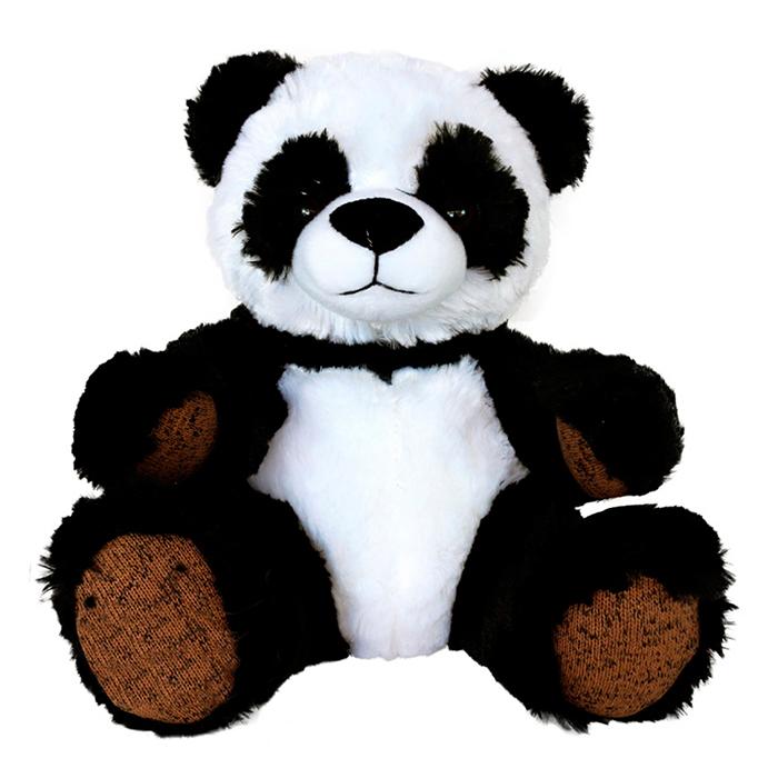 Плюшена играчка панда, 30см.